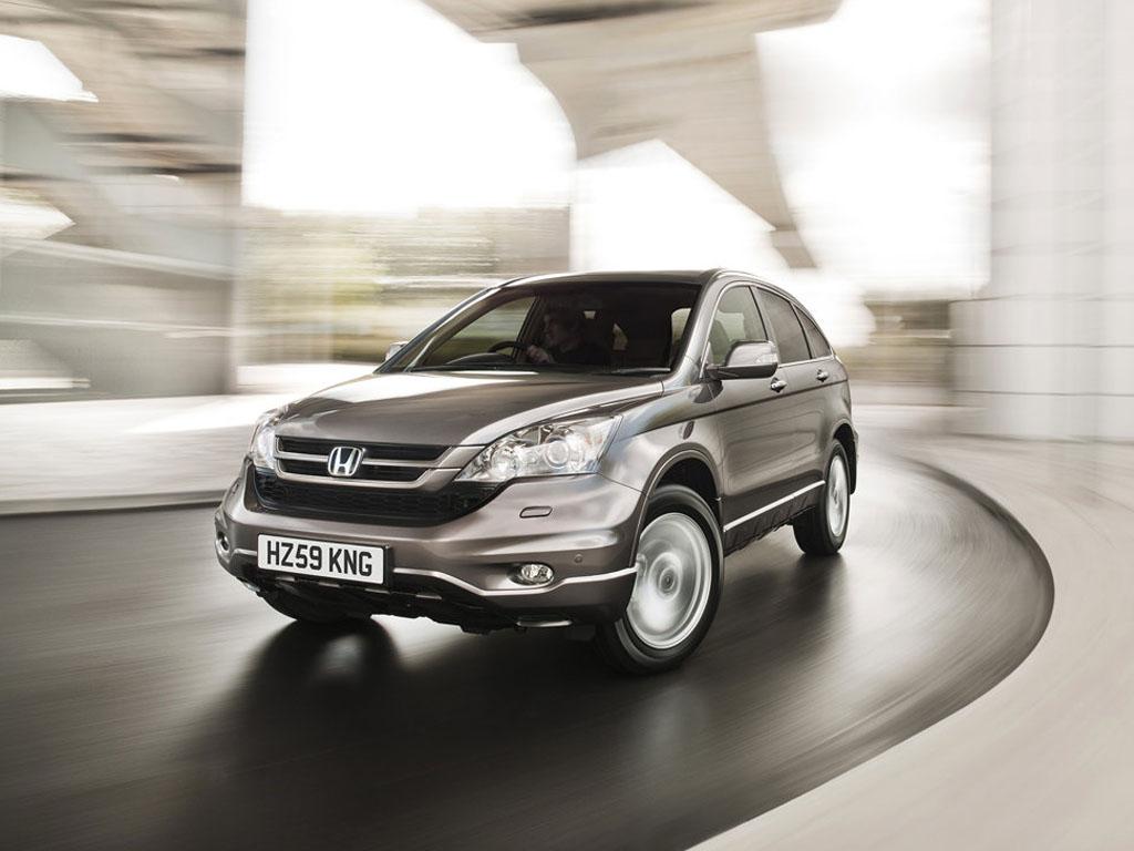 Honda uvádí na trh inovovaný model CR-V 2010