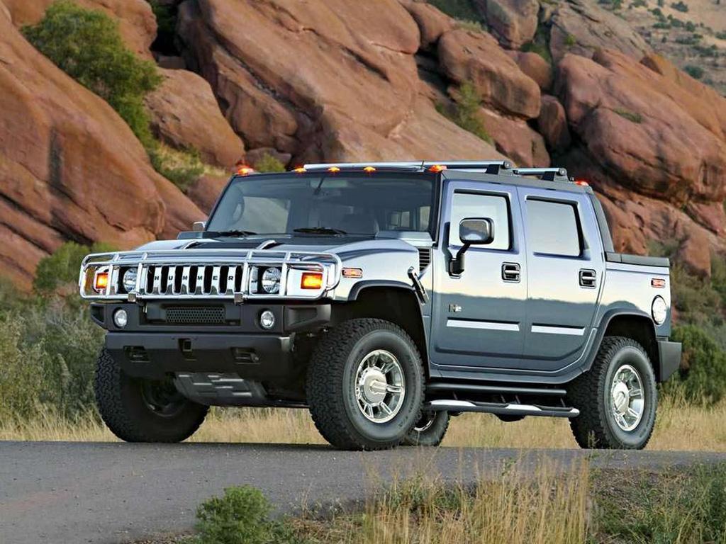 Hummer H2 a H3 může za 33 tisíc jezdit na bioethanol  E85