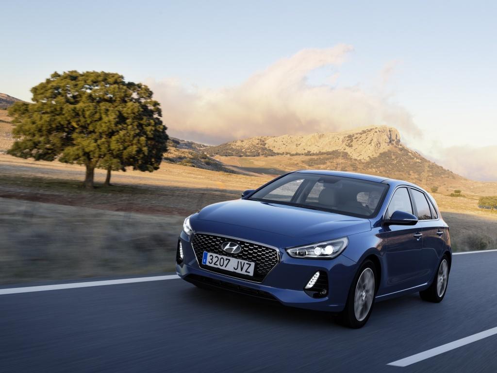 Hyundai i30 liftback má rozšířený ceník, nechybí limitovaná edice Czech Edition