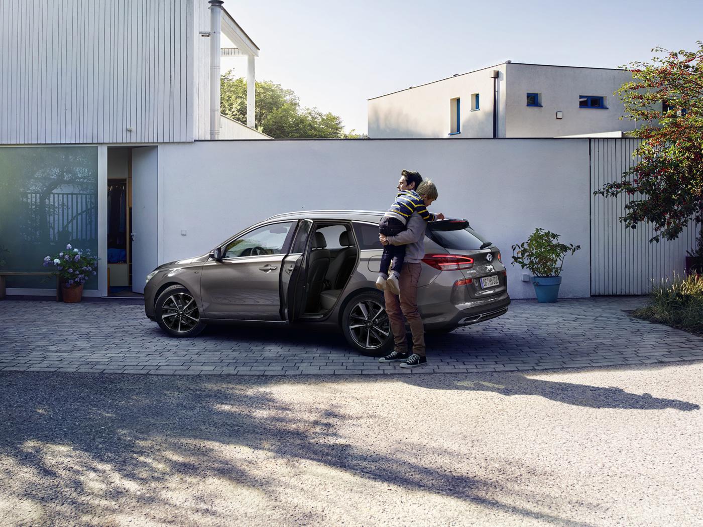 Hyundai i30 v limitované edici Family nabídne bohatou výbavu a zajímavou cenu