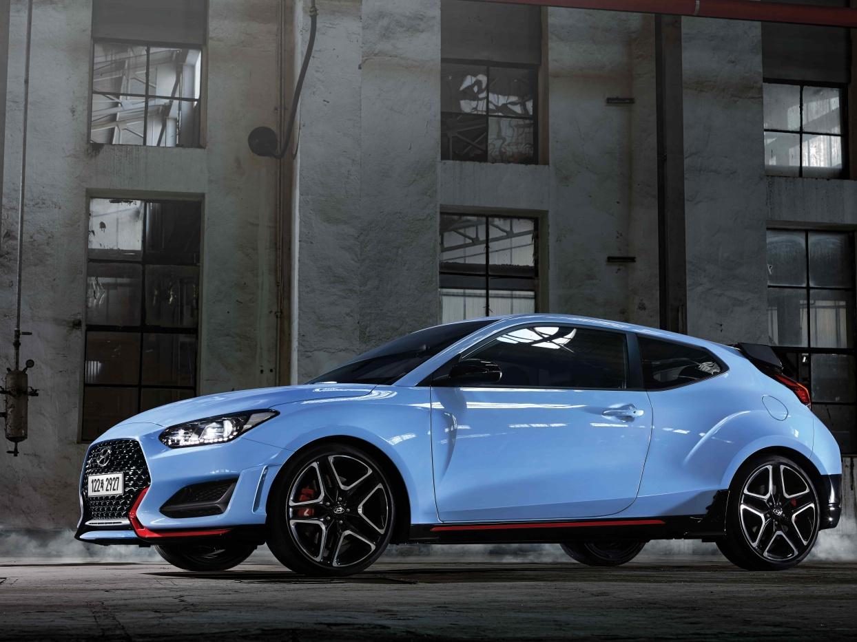 Hyundai představil Veloster N s novou převodovkou N DCT známou z videoher