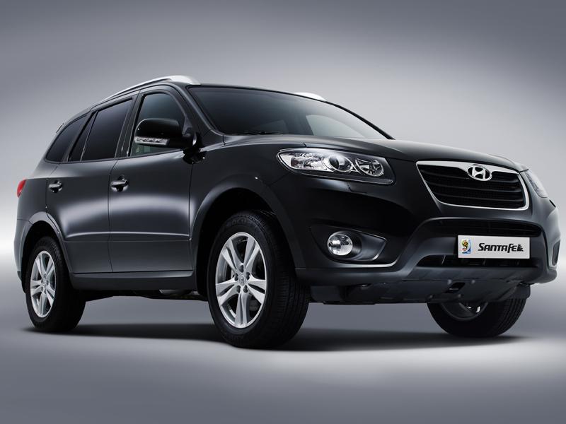 Hyundai Santa Fe: Prodáno již přes 2 mil. kusů
