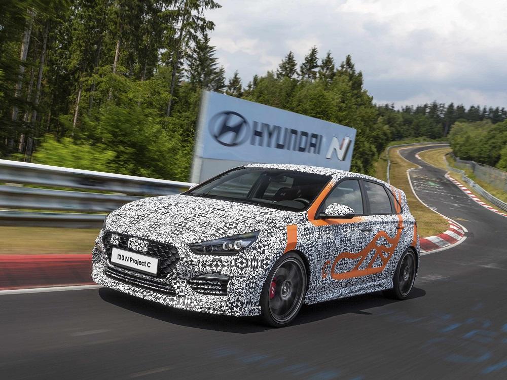 Hyundai představí limitovanou edici modelu i30 N, vznikne jen 600 ks