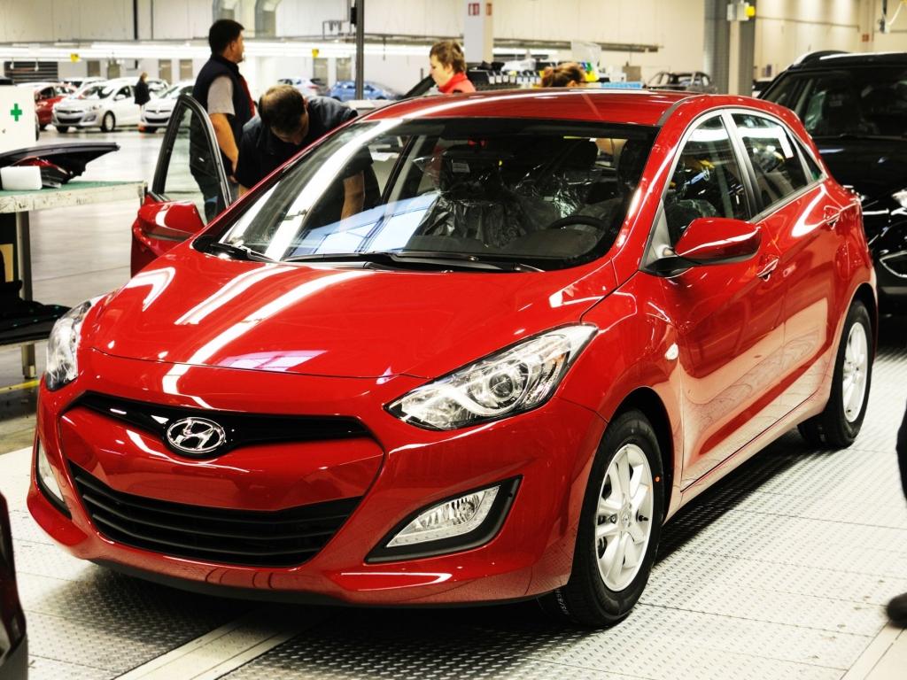 Hyundai vyrobil v Nošovicích už 1,5 milionu aut