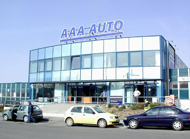 AAA AUTO otevírá MEDIA CENTRUM