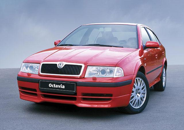 Nejkrásnější auto světa roku 2004 je Škoda Octavia