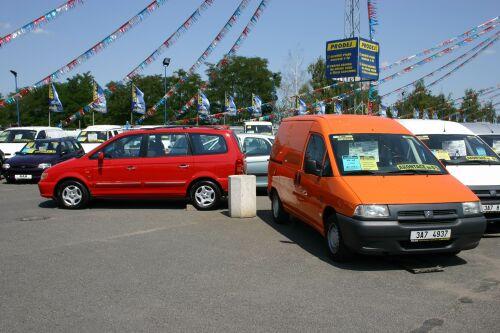 Zájem o užitkové vozy před koncem roku výrazně roste