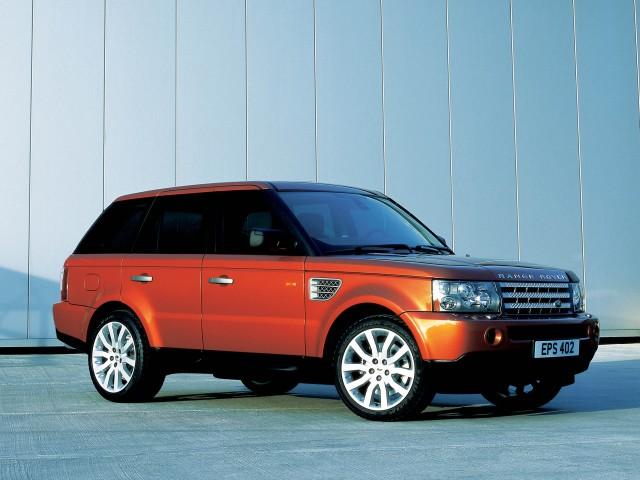 Range Rover Sport je hvězdou světové autoshow v Detroitu