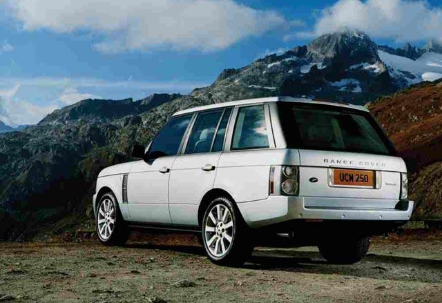 Land Rover přichází s Range Roverem 2006