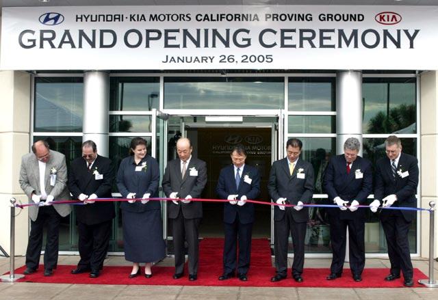 Hyundai otevřel nový testovací komplex