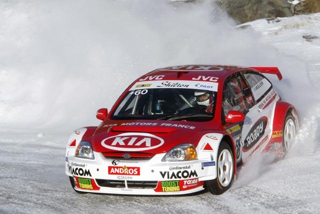 Kia obhájila vítězství v Andros Trophy
