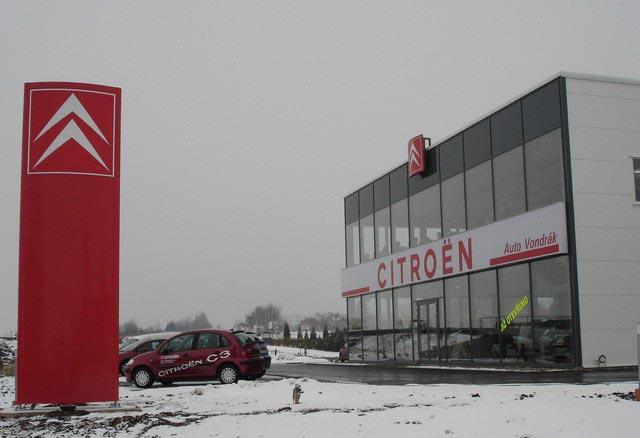 Citroën nově v Jičíně