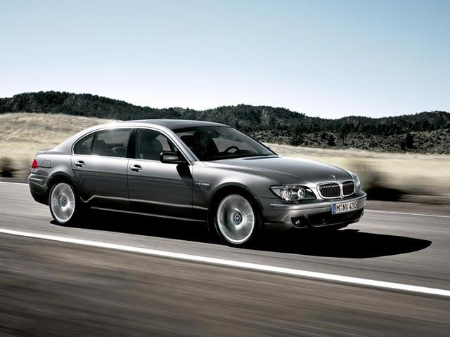 Facelift pro BMW řady 7