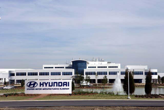 Hyundai přivítal delegaci z města Montgomery