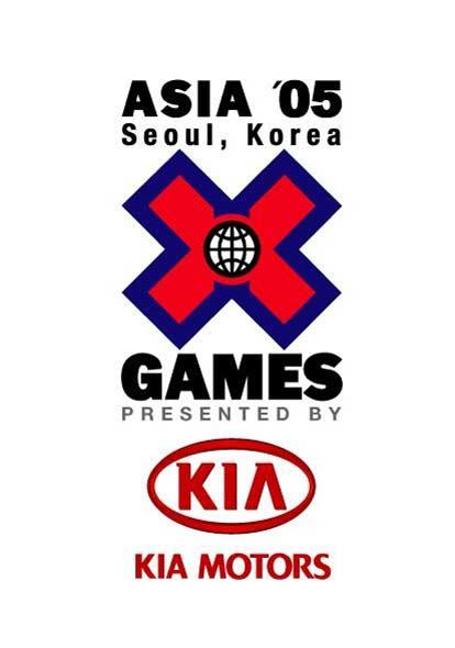 Kia partnerem asijských X-Games 2005