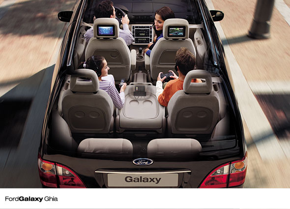 V�ce v�konu pro vzn�tov� motory Fordu Galaxy!