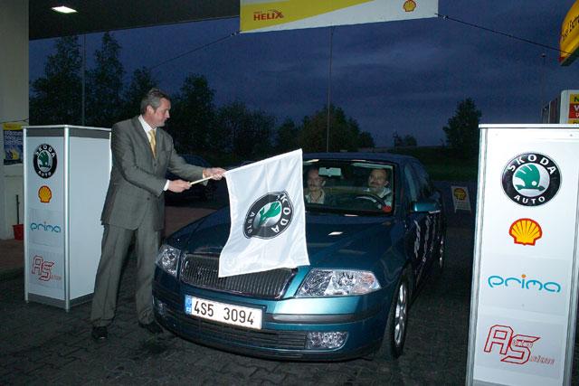 Škoda Octavia 2.0 FSI dosáhla v testu průměrné spotřeby 4,9 litrů na 100 km