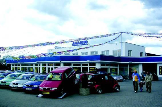 AAA AUTO otevřelo autocentrum v Českých Budějovicích