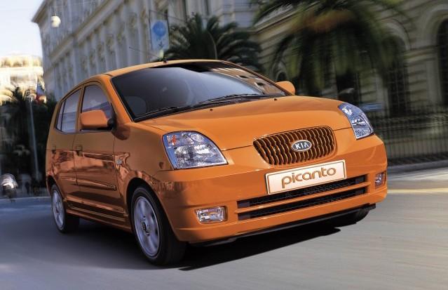 Kia Picanto je nejhospodárnějším autem