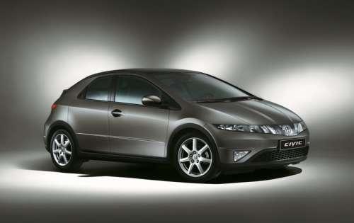 Honda uvádí zcela nový Civic pro Evropu