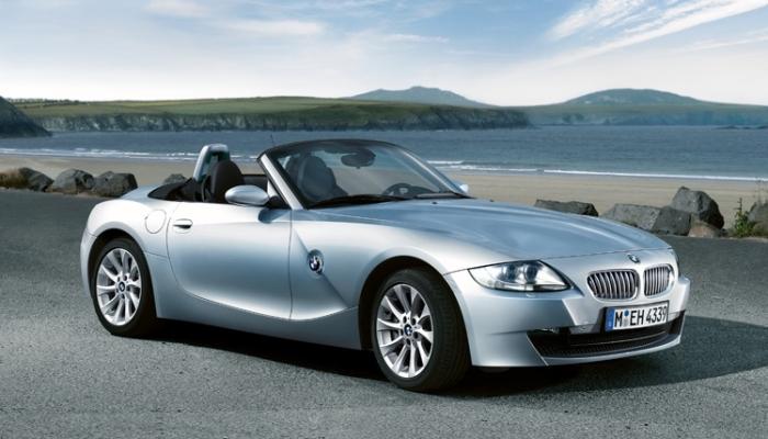 Nový BMW Z4 Roadster