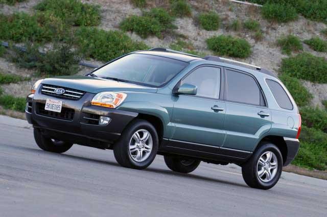 Sportage nejlepším SUV v USA