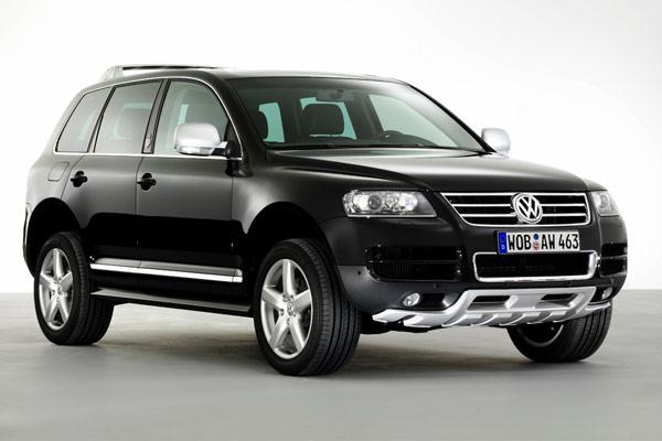 Volkswagen Touareg přiváží King Konga