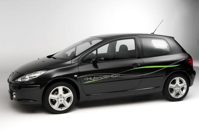 PSA Peugeot Citroën představuje novou technologii: Hybride HDi