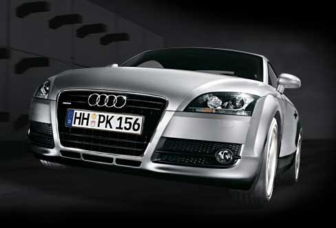 Nov� Audi TT Coup� - S�la zrozen� z v�n�