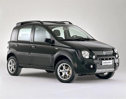 Fiat Panda Monster – exkluzivní limitovaná edice