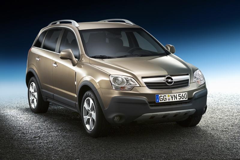 Nov� Opel Antara m��� do s�l�c�ho segmentu evropsk�ho trhu