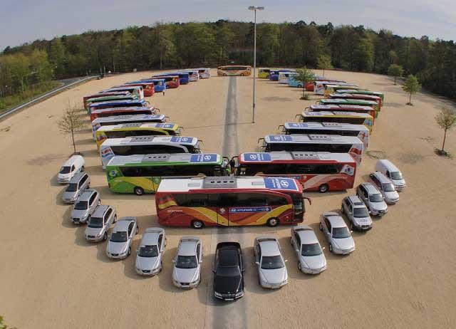 Hyundai p�edal flotilu vozidel pro Mistrovstv� sv�ta v kopan�