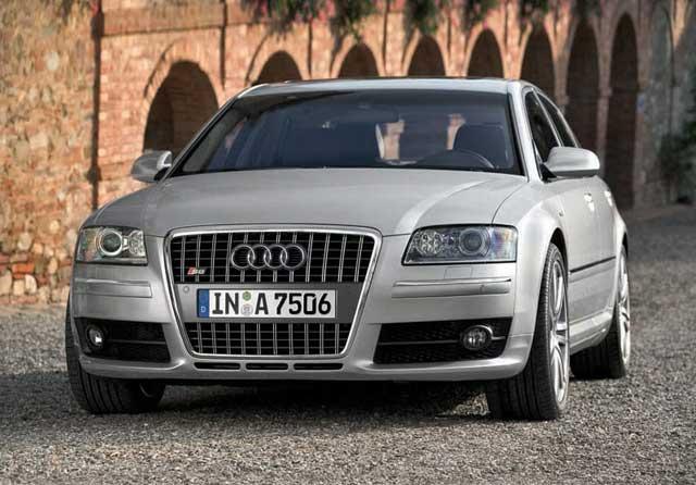 Audi S8 přichází na český trh