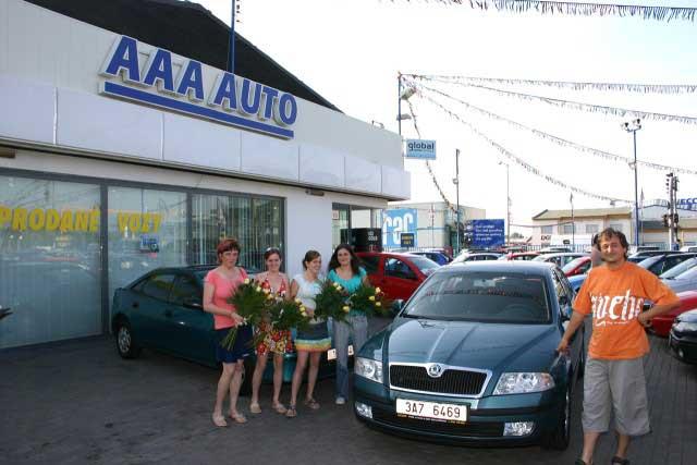 AAA AUTO prodalo 300 000 automobil