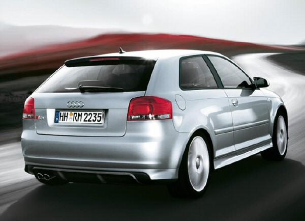 Nové Audi S3 - Dynamika a potěšení z jízdy