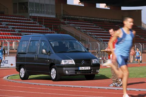 Nový Citroën Jumpy - vůz do všech situací