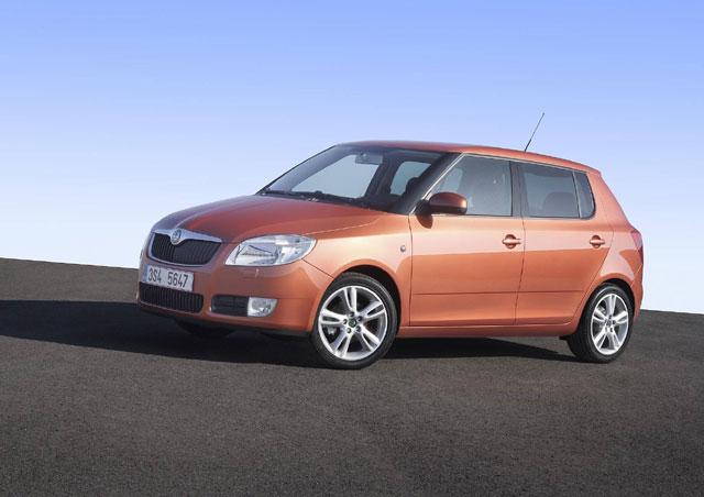 Nová Škoda Fabia Hatchback