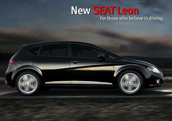SEAT Leon Cupra: z nuly na sto za 6,4!
