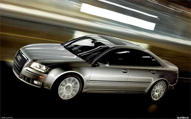 Audi Exclusive Limousine Service