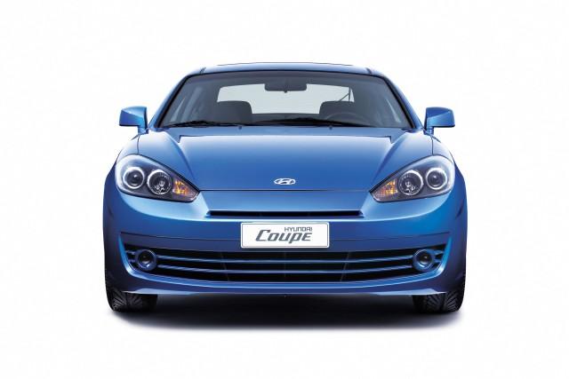 Nový Hyundai Coupe probudí závodnické choutky