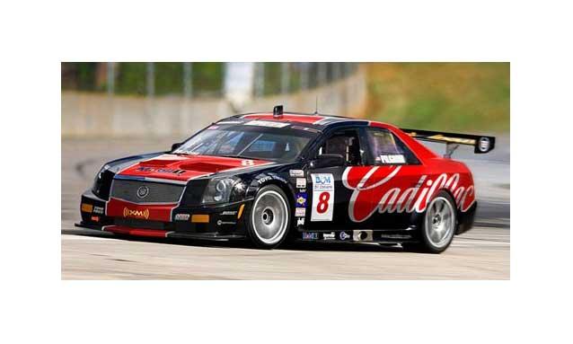 Nový vzhled i jezdci Cadillacu pro sezonu SCCA 2007