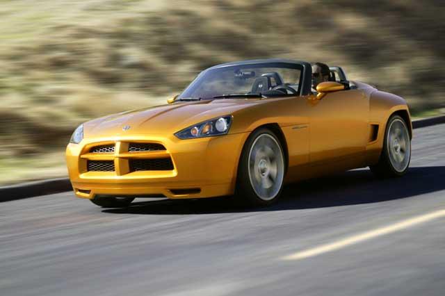 Koncept Dodge Demon Roadster – jednoduchá filozofie a neotřelá přitažlivost