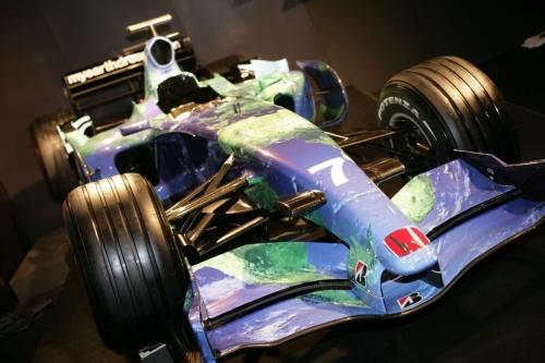 T�m Honda F1 Racing zav�d� pr�lomovou ekologickou koncepci