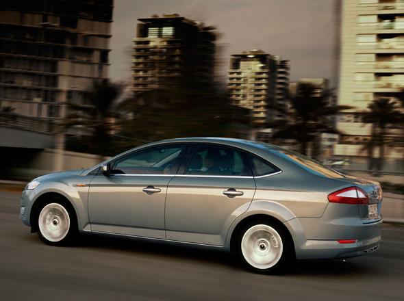 Nový Ford Mondeo pod 600 000 korun!