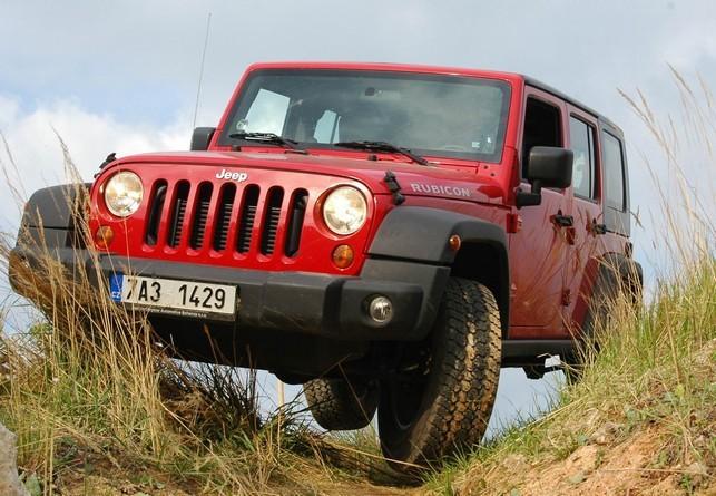 Po 65 letech přináší značka Jeep zcela nové provedení modelu Wrangler