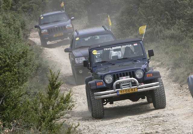 Euro Camp Jeep