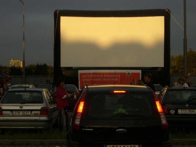 Nová Fabia přiváží české filmové hity