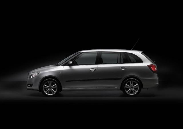 Nová Škoda Fabia Combi