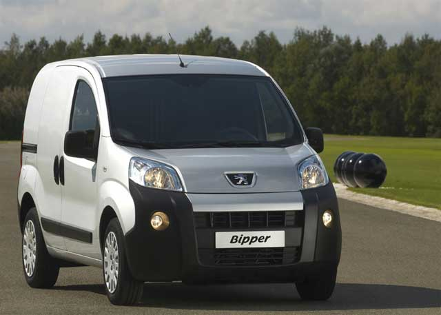 Nový Peugeot BIPPER