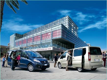 Fiat Scudo - Užitkový vůz roku 2008